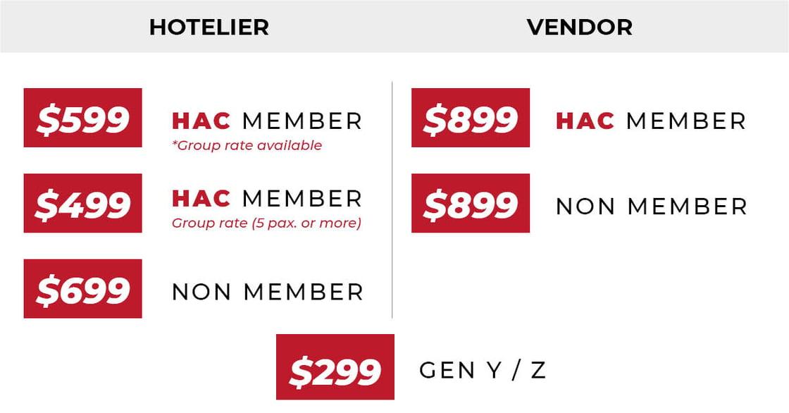 HAC 2020 - HAC Members Registration Regular with non member